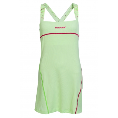 Babolat Kleid Match Performance 2015 mintgrün Girls